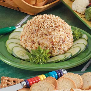 Cheese Ball with Walnuts