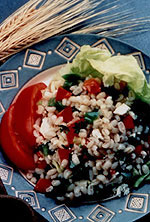 Greek Barley Salad