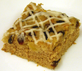 Raisin Coffee Cake