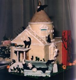 Haunted Souse Cake