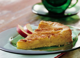 Apple Kuchen - Philadelphia Orchestra Cookbook