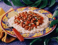 Jamaican Beans and Rice
