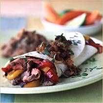 Lemon-Lime Flank Steak