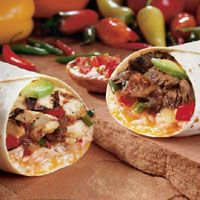 Mexican Pepper Steak