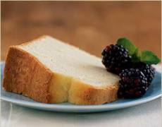 MELT  IN  YOUR  MOUTH  SOUR  CREAM  POUND  CAKE