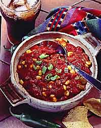 FAST AND EASY CHILI