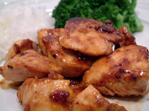 Fabulous Five Spice Chicken