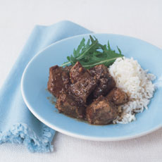 Pork with Coriander